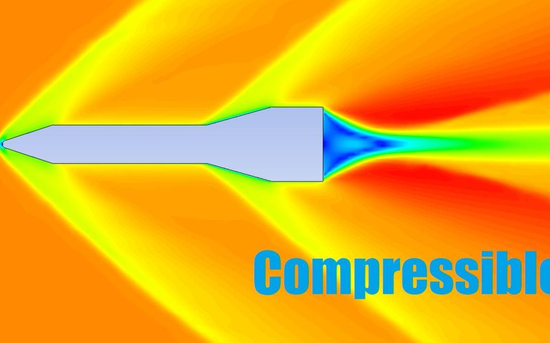 Flujo compresible e incompresible